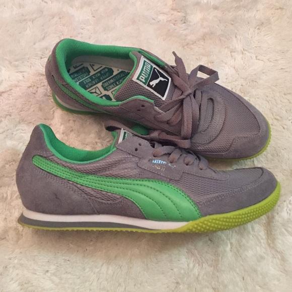 Puma Lab II Women s shoes. M 586ab0376d64bc6218014292 39e9cab9c