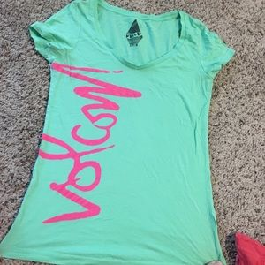 Volcom Tshirt never worn❗️