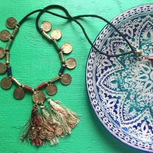 NEW✨Boho Coin Necklace