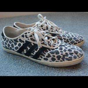 Jeremy Scott x Adidas Other - Adidas Originals Jeremy Scott P-Sole Leopard Sz 10