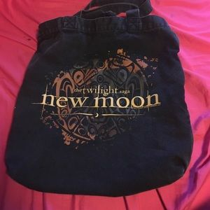💠Twilight new moon tote