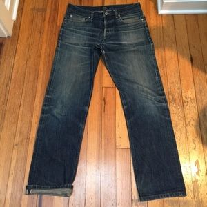A.P.C. Denim - APC Vintage Wash 'New Standard' jeans.