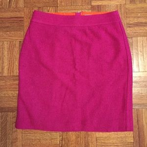 Banana Republic Wool Mini Skirt