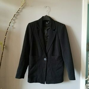 ASOS Blazer with Oversized Pockets