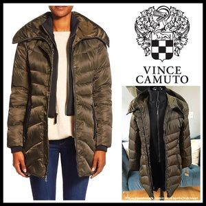 Vince Camuto Jackets & Blazers - ❗1-HOUR SALE❗VINCE CAMUTO DOWN & FEATHER JACKET