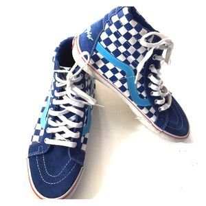 45f56d6579 Vans Shoes - Vans x Haro Sk8-Hi Reissue Sneaker Freestyler Blue