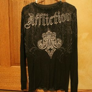Affliction Other - Warm long sleeve.