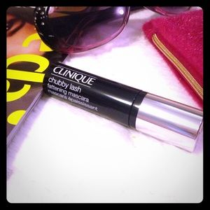 Clinique Other - CLINIQUE Chubby Lash Fattening Mascara