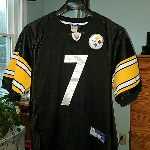 competitive price ff335 db2c5 Authentic Ben Roethlisberger Jersey Size: 48