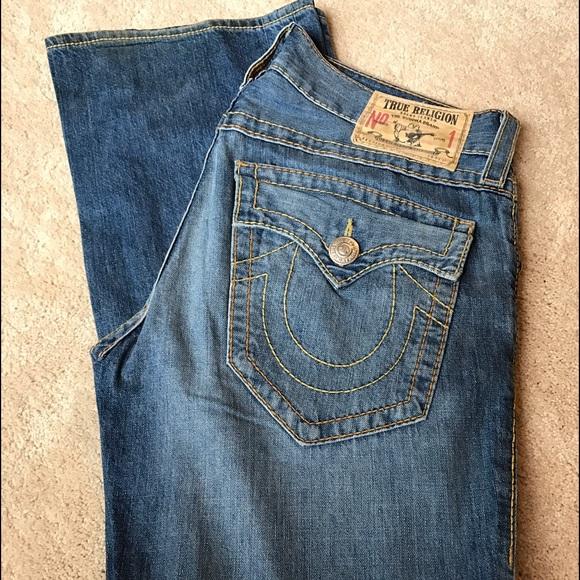 f8fa526fcf7 Men s True Religion Brand Jeans. M 586abdb94225bef7530182ce