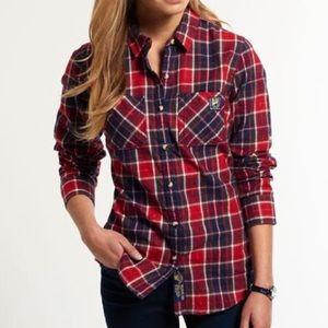 Superdry Tops - Winter LumberJack Flannel