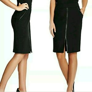 Guess by Marciano Dresses & Skirts - Guess by Marciano Jet Black Claire Skirt Size 6