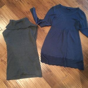 2 sweaters pre-bundled! Deal!!