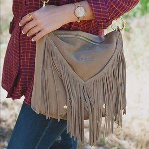 Hammit LA Handbags - Hammit LA Andrew Fringe Bag