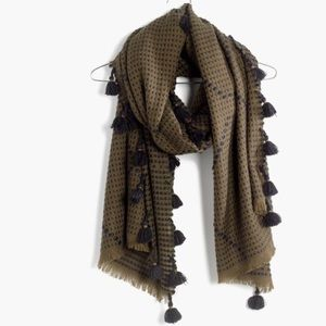 Madewell Accessories - sale | host pick • madewell • diamond-dash scarf