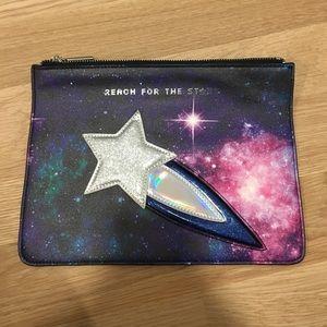 "Danielle Nicole Handbags - ""Reach For The Stars"" Danielle Nicole Clutch"