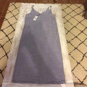 NYTT Dresses & Skirts - NWT NYTT black/white stripped dress