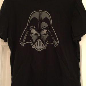 Star Wars Tops - Official Star Wars Darth Vader T_shirt