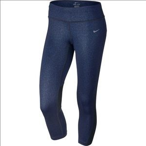 Nike Pants - Nike dri-fit racer crop 3.0