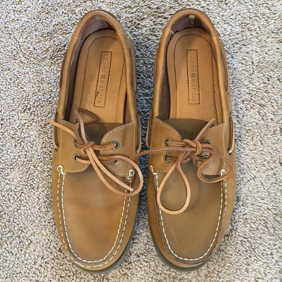 ba87c9192647 Tommy Hilfiger Men s Bowman Boat Shoes
