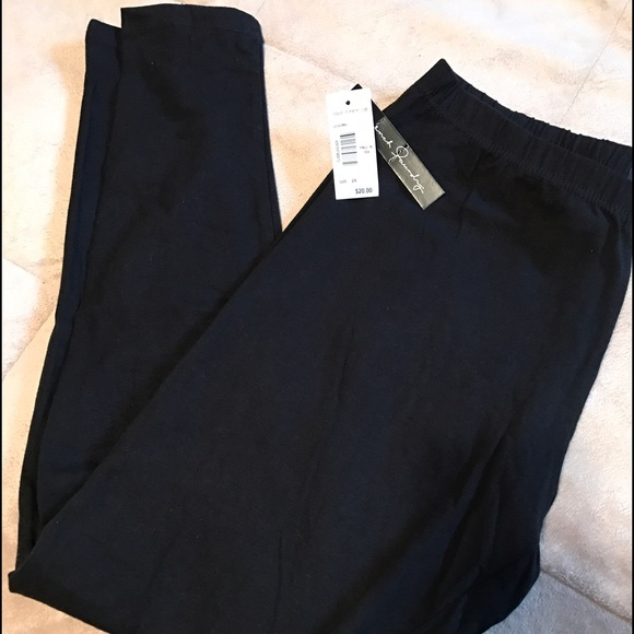 e091928ed86e55 french laundry Pants | New Leggings Black 2x By | Poshmark