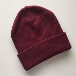 Merona Accessories - Burgundy Winter Beanie