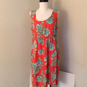 Maternity dress Oh Baby medium nwt