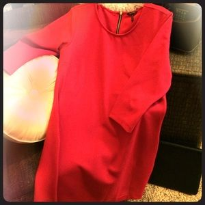 Daisy Fuentes Dresses & Skirts - Cranberry To the Office or evening out dress