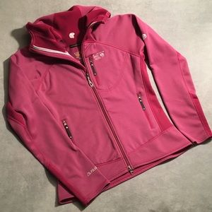 Mountain Hardwear Polartec Hoodie Jacket