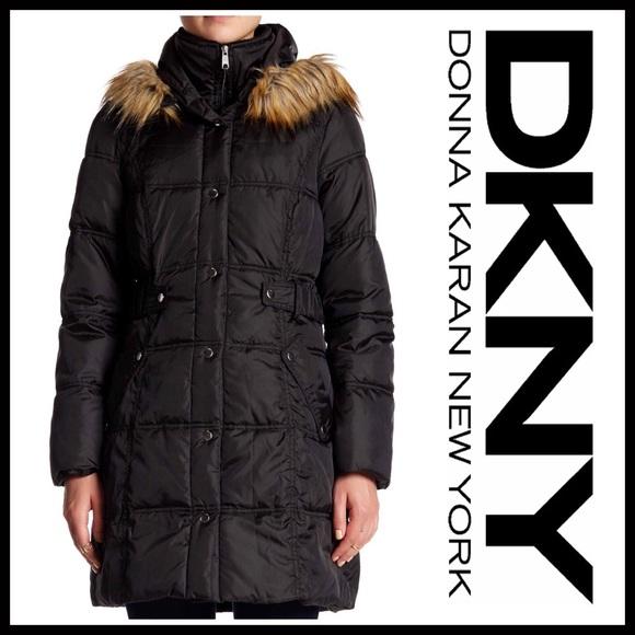 36% off DKNY Jackets & Blazers - DKNY Winter Puffer Jacket