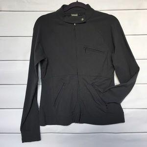 Dark Gray Athleta Jacket