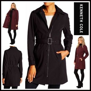 Kenneth Cole Jackets & Blazers - ❗1-HOUR SALE❗KENNETH COLE NEW YORK TRENCH JACKET