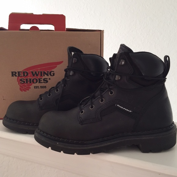 65% off RED WING SHOES Shoes - RED WING - DYNA-FORCE Work Boots ...