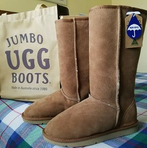 9514a268a79 Tall ugg boots , Chestnut color. Made in Australia NWT