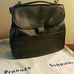 Proenza Schouler Handbags - Proenza Schouler, Kent bag like NEW w/duster, tags