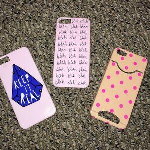 3 iPhone 5 cases