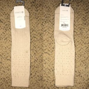 Stance Accessories - Stance Pacific Every Day Socks in Oatmeal