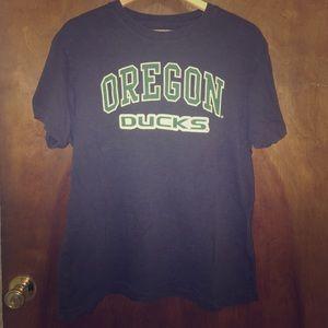 Oregon Ducks Vintage Tee- Unisex