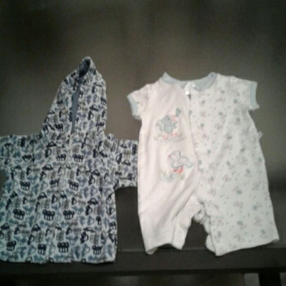small wonders faded glory shirts tops baby clothes 2 items