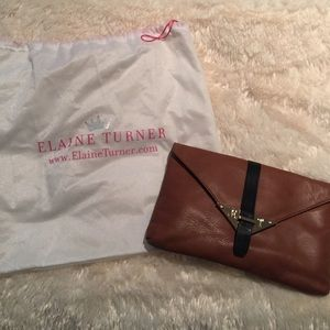 Elaine Turner Handbags - NWT Elaine Turner Clutch