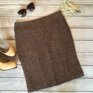 Elie Tahari Dresses & Skirts - Elie Tahari Tweed Pencil Skirt