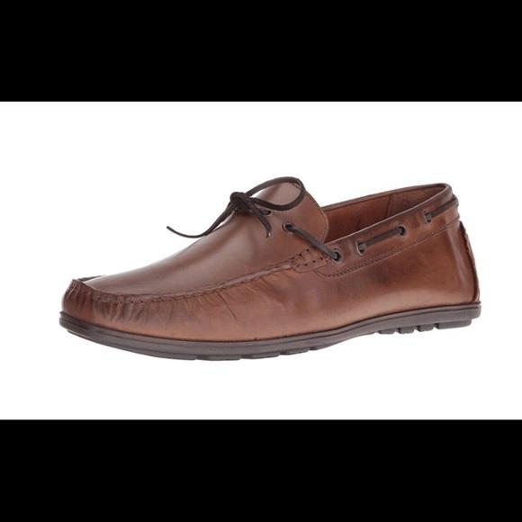 aa99b1c099ba ️One Hour Sale⭐️IZOD Huron Brown Loafers