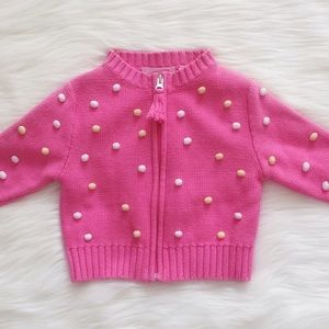 Obermeyer Other - 🆕 Pink cardigan sweater