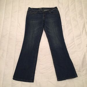 Mossimo Supply Co Denim - Mossimo Low Rise Bootcut Jeans