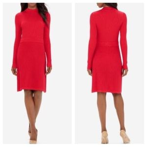 The Limited Dresses & Skirts - New- Funnel Neck A-Line Dress