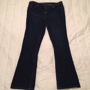 Mossimo Supply Co Denim - Mossimo Curvy Bootcut Jeans