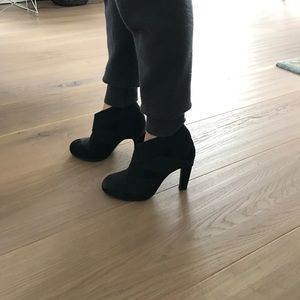 United nude Heeled boots  in black. Brand new
