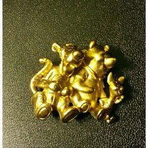 Disney Jewelry - Pooh, Tigger, Piglet Disney Pin 30% off Bundles