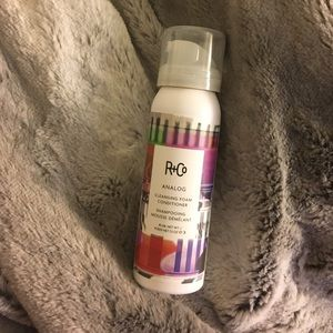 Other - R+Co Analog Cleansing Foam Conditioner