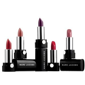 Marc Jacobs Other - NEW! 5 Marc Jacobs Lipsticks